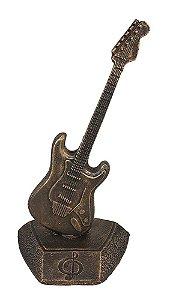 Escultura Guitarra