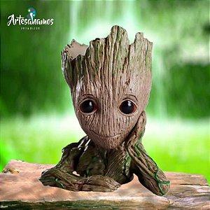 Baby Groot Pensador Standard - Guardiões Da Galáxia