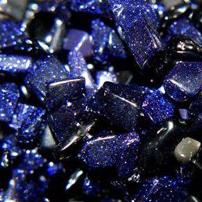 Pedra Rolada Estrela Azul 200 G