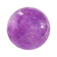 Esfera de Cristal Natural Ametista 5 Cm