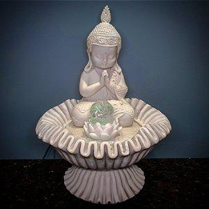 Fonte Buda Nino Anjali White Stone