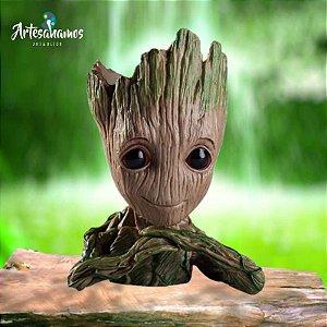 Baby Groot Espectador - Guardiões Da Galáxia