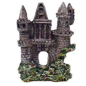 Enfeite de Aquário Castelo