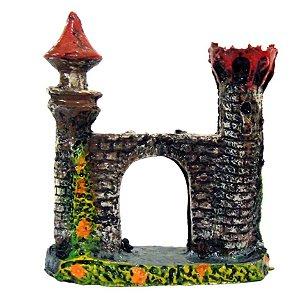 Enfeite de Aquário Torre
