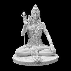 Escultura Shiva Marmorite