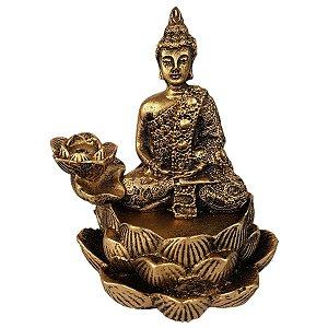 Incensário Cascata Buda