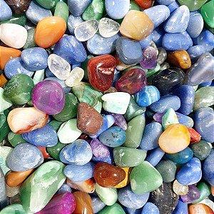 Pedra Rolada Mista 1 KG