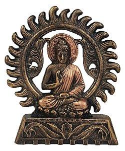 Escultura Buda Circle
