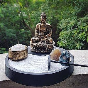Combo Zen Buda Altar Curve