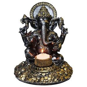 Ganesha Porta Velas Exclusive