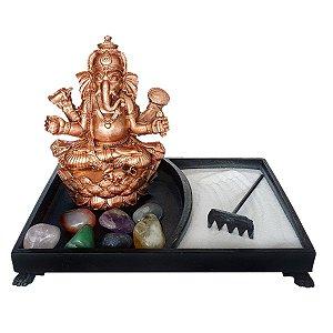 Jardim Zen Lord Ganesha Copper