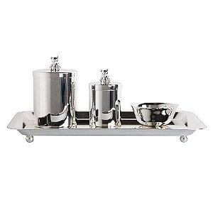 Kit de Higiene Ursos Silverplate