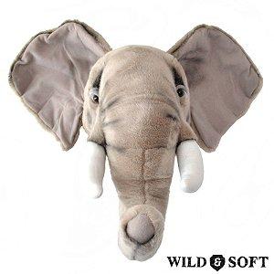 Cabeça de Elefante George - Wild & Soft