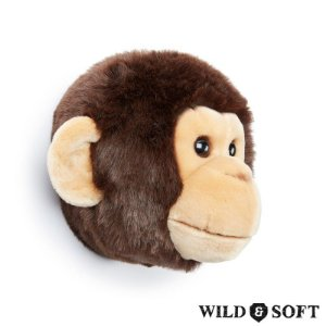 Cabeça de Macaco Joe - Wild & Soft