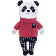 Pelúcia Panda Vermelho - Metoo