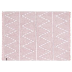 Tapete Hippy Rosa Soft - Lorena Canals