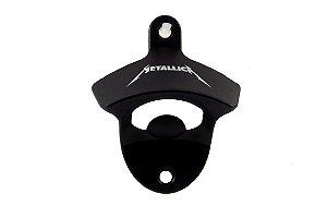 Abridor de Garrafa de Parede Metallica