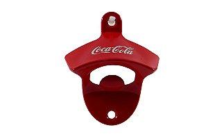 Abridor de Garrafa de Parede Coca~Cola