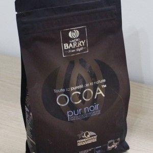 Chocolate amargo OCOA 1 kg.