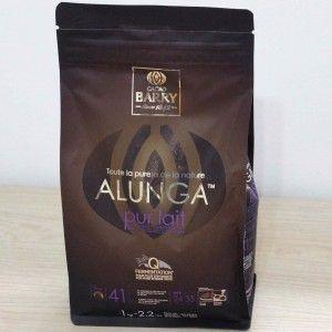 Chocolate ao leite ALUNGA 1 kg