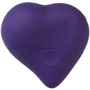 Massageador coração com 7 vibrações -DOC JOHNSON