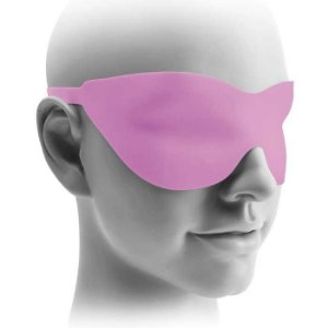Venda em silicone - FANTASY LOVE MASK PINK - PIPEDREAM