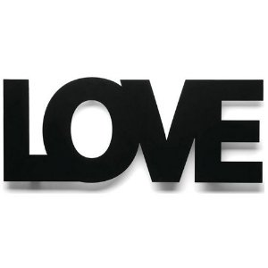 Painel decorativo LOVE - EROTIC POINT