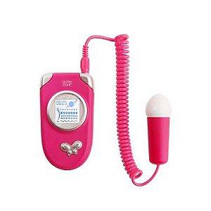 Cápsula vibratória pink - RING ME SWEETIE - XMYBOX