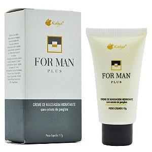 Creme estimulante masculino - FOR MAN - KALYA