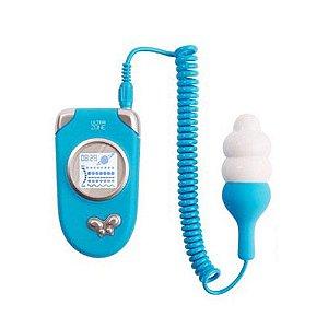 Cápsula azul com 5 funções - RING ME DARLING - XMYBOX
