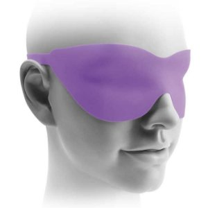 Venda em silicone - FANTASY LOVE MASK PURPLE - PIPEDREAM