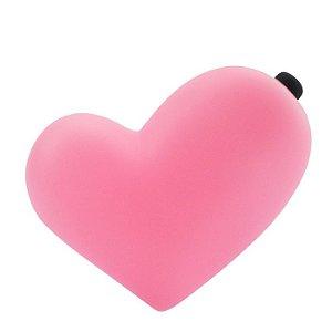 Massageador formato de coração - AI LOVE BEAT - EROTIC POINT