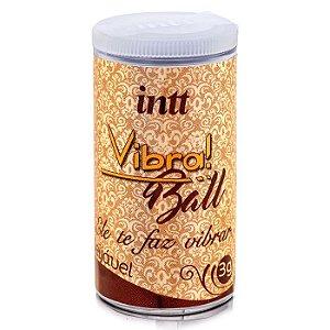 Bolinhas Explosivas Sensação de Vibração - Vibra Ball - Intt