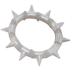 Anel peniano com saliências - BARBED WIRE COCK RING