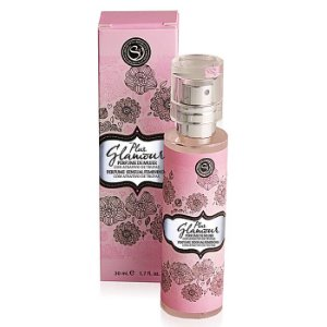Perfume sensual feminino com feromônio - GLAMOUR - SECRET PLAY