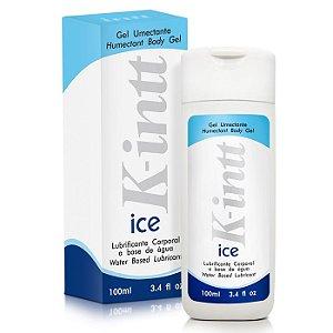 Lubrificante Mentolado a Base de Água - K-Intt Ice - Intt