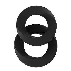 Anéis Penianos de Silicone - Cockring Set - Sono