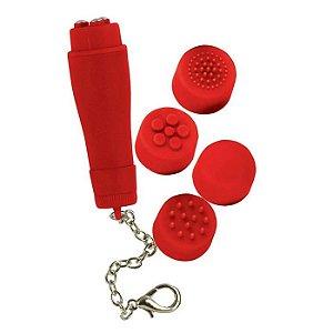 Estimulador clitoriano com capas - POCKET VIBE -