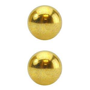 Bolas para pompoarismo douradas - ORIENTAL GOLD BAL NANMA