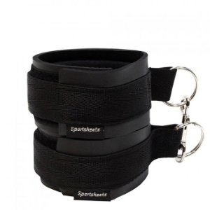 Algemas em Neoprene com Velcro - Versatile Sports Cuffs