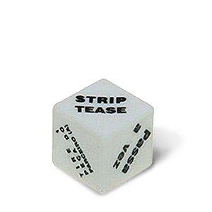 Dado Chaveiro Unissex Strip ao Cubo - Diversão ao Cubo