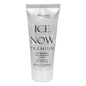 Gel Térmico Beijável Sabor Uva - Ice Now Premium Uva