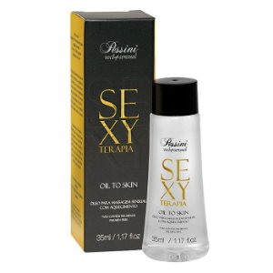 Óleo de Massagem Sexyterapia - Oil To Skin - Pessini