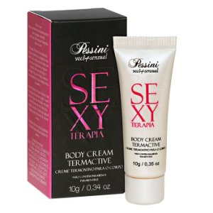 Creme Excitante Unissex - Body Cream Termactive - Pessini