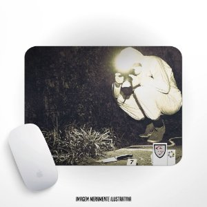 Mouse Pad IPEBJ SCENE Preto 12