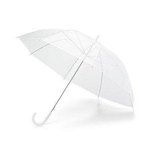 Guarda chuva personalizado transparente