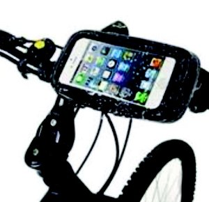 Porta celular para bicicleta ou moto