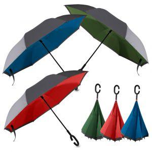Guarda chuva invertido pesonalizado