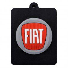 Chaveiro Emborrachado Fiat