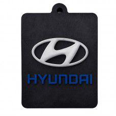 Chaveiro Emborrachado Hyundai